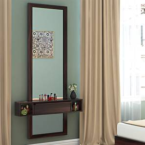 Ohio Mirror (Mahogany Finish) by Urban Ladder - Design 1 Full View - 136122