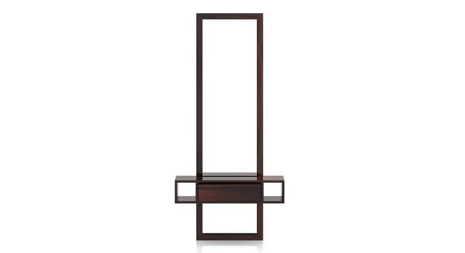 Ohio Mirror (Mahogany Finish) by Urban Ladder