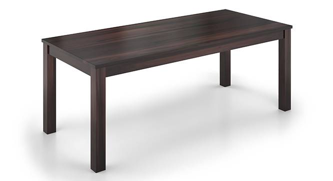 Arabia XXL 8 Seater Dining Table (Mahogany Finish) by Urban Ladder