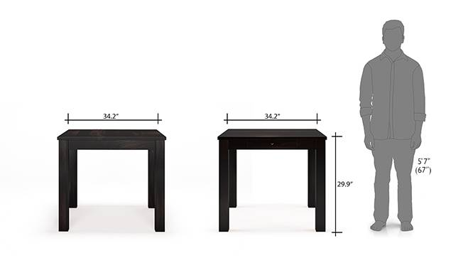 Arabia 4 seater dining table mh 06
