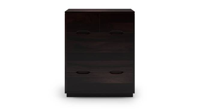 Zephyr Chest of Drawers (Mahogany Finish) by Urban Ladder
