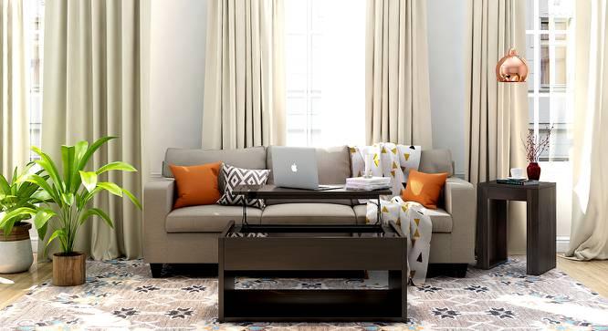 Alita Laptop Coffee Table (Dark Oak Finish) by Urban Ladder - Design 1 Banner 1 - 138153