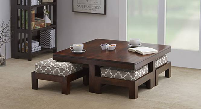 Kivaha 4 Seater Coffee Table Set