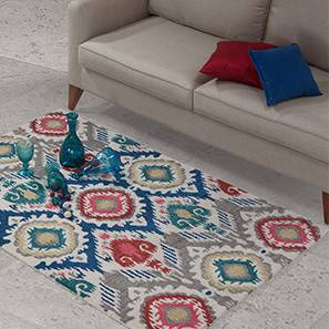 "Kalosi Hand Tufted Carpet (48"" x 72"" Carpet Size) by Urban Ladder"
