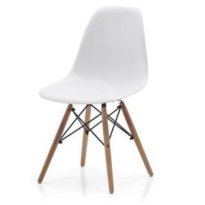 DSW Chair Replica (White) by Urban Ladder