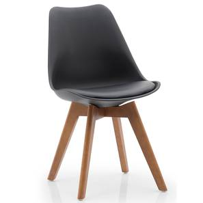 Pashe Chair (Black) by Urban Ladder - Design 1 - 150887