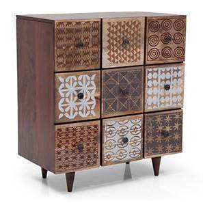 Emaada Sideboard (Teak Finish) by Urban Ladder