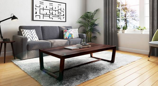 Botwin Coffee Table (Mahogany Finish) by Urban Ladder - Full View Design 1 - 151965