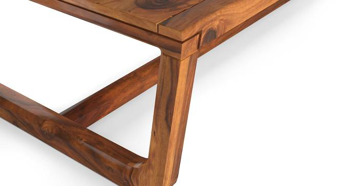 Botwin Coffee Table (Teak Finish) by Urban Ladder