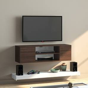 "Astrid 47"" TV Unit (White) by Urban Ladder"