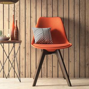Pashe Chair (Rust) by Urban Ladder