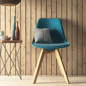 Pashe Chair (Teal) by Urban Ladder - - 152994