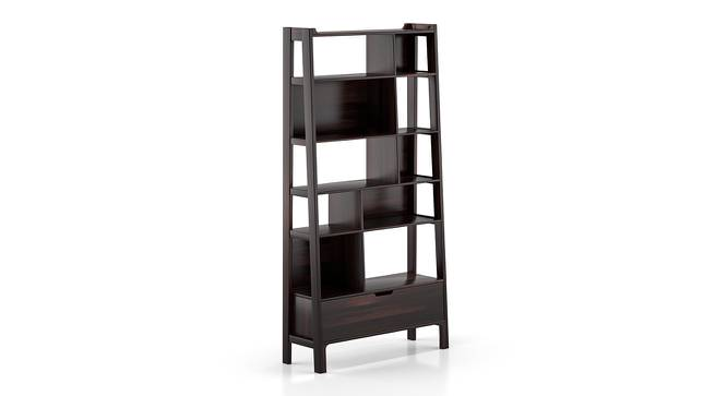 Alberto Bookshelf (Mahogany Finish) by Urban Ladder