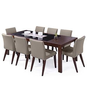 Vanalen extendable 8 seater beige lp