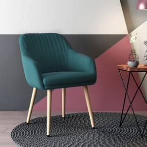 Rochelle lounge chair dark aqua replace lp