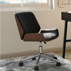 Abigail study chair black replace lp