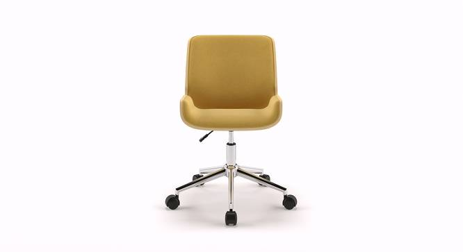 Abigail Study Chair (Yellow) by Urban Ladder