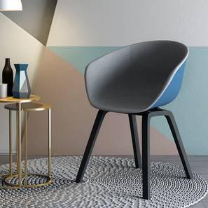 Poulain Accent Chair TwoTone