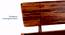 Marieta Bed (Solid Wood) (Teak Finish, King Bed Size) by Urban Ladder - Design 1 Close View - 158652