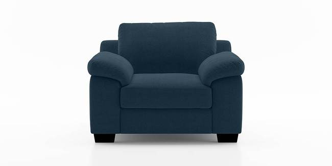 Comfeo Sofa (Cadet Blue) (3-seater Custom Set - Sofas, None Standard Set - Sofas, Cobalt, Fabric Sofa Material, Regular Sofa Size, Regular Sofa Type)