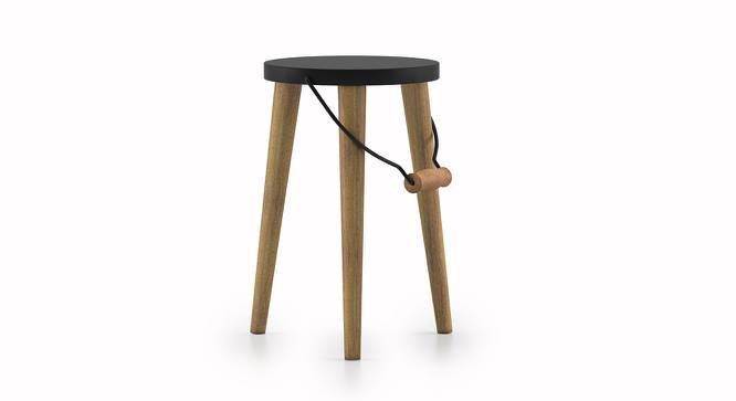 Oblomov Side Table (Black) by Urban Ladder
