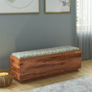 Zephyr blanket box teak lp