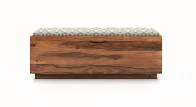 Zephyr Blanket Box (Teak Finish) by Urban Ladder