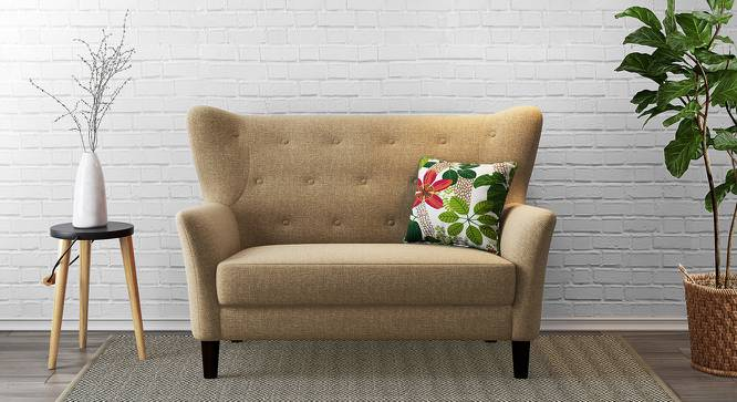 Frida Loveseat (Brown) by Urban Ladder