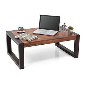 Altura coffee table two tone 107