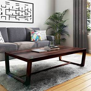 Botwin Coffee Table (Mahogany Finish) by Urban Ladder - Picture - 161553