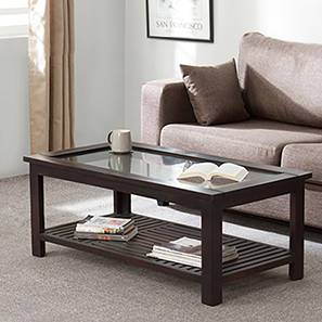 Claire coffee table mahogany finish 00 k0659 revised lp