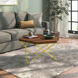 Dyson hex coffee table yellow 13