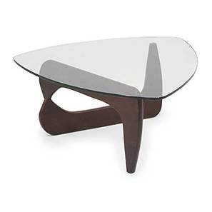 Noguchi Table Replica (Dark Walnut Finish) by Urban Ladder