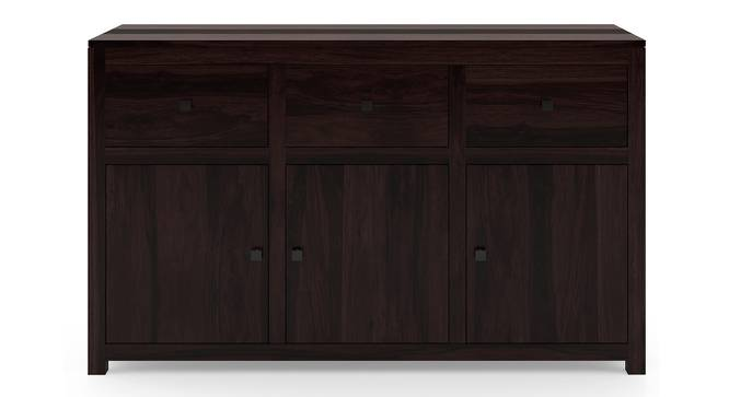 Striado Sideboard (Mahogany Finish) by Urban Ladder