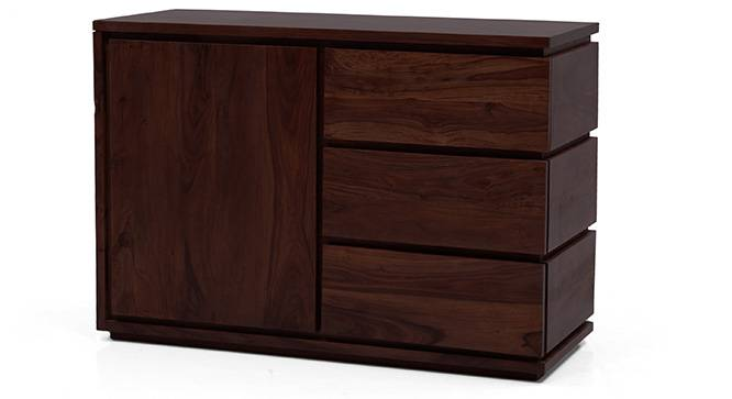 Vector Sideboard (Mahogany Finish) by Urban Ladder