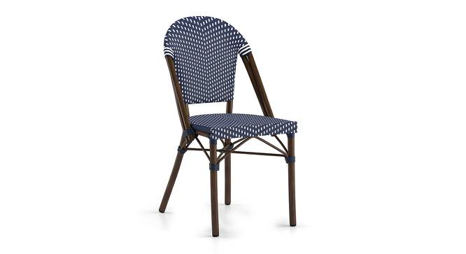 Kea Patio Chair (Brown) by Urban Ladder