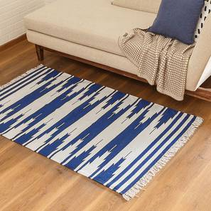 "Pineda Dhurrie (36"" x 60"" Carpet Size) by Urban Ladder"