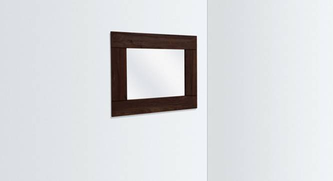 Venus Wall Mirror (Mahogany Finish) by Urban Ladder - Front View Design 1 - 163851