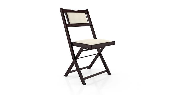 Axis Folding Chair (Mahogany Finish) by Urban Ladder