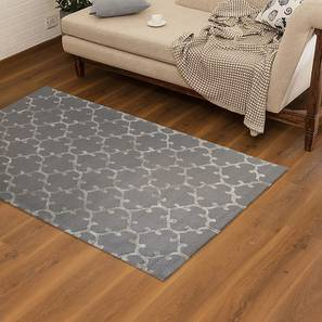"Rabat Hand Tufted Carpet (152 x 244 cm  (60"" x 96"") Carpet Size) by Urban Ladder - Design 1 - 169388"