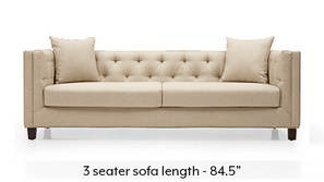 Windsor Sofa (Pearl White)