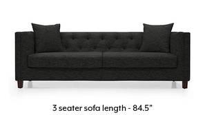 Windsor Sofa (Steel Grey)