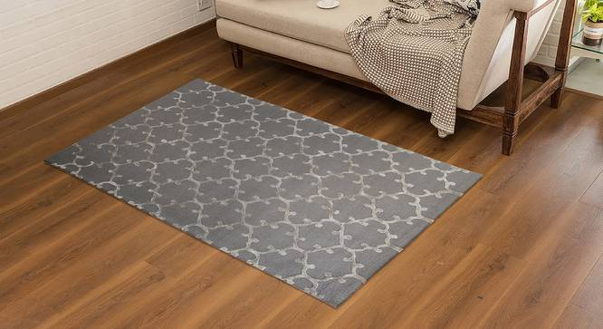 Rabat Hand Tufted Carpet by Urban Ladder