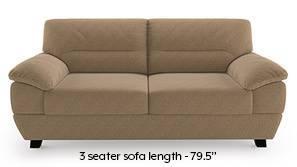 Alora Sofa (Safari Brown)