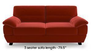 Alora Sofa (Red)