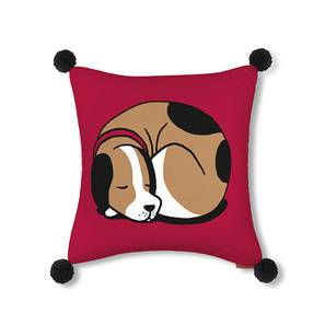 Snoozy pet cushion cover set of 2 lp