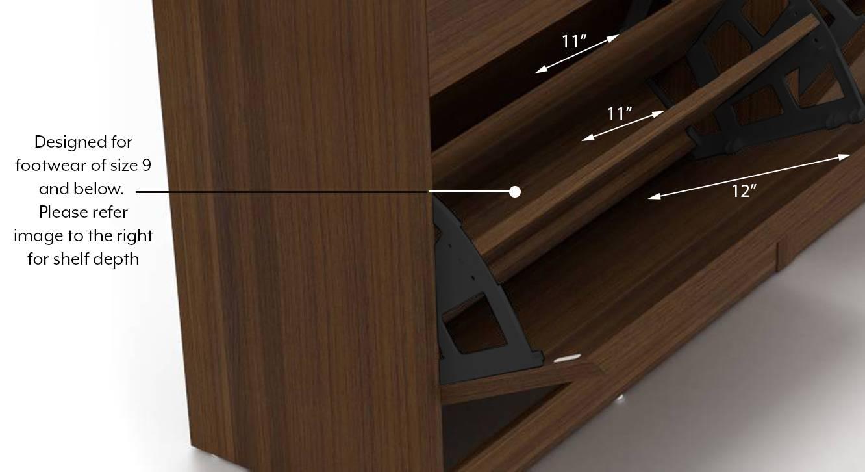 Pointe shoe cabinet 25