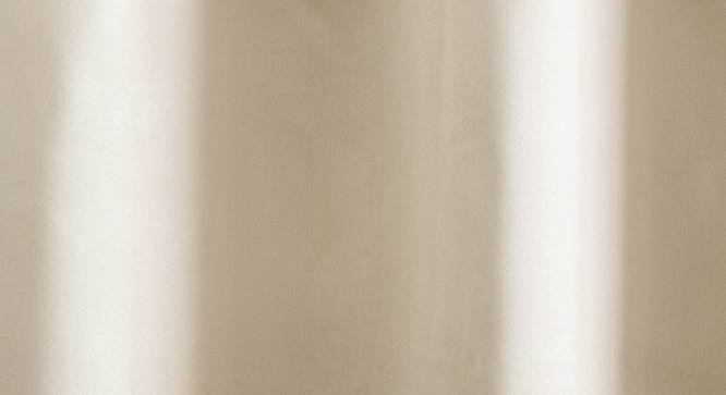 """Umbra Blackout Curtain - Set Of 2 (54"""" x 108"""" Curtain Size, Taupe Grey) by Urban Ladder"""