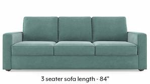 Apollo Sofa (Dusty Turquoise Velvet)