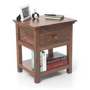 Snooze bedside table teak finish img 4595 3replace lp
